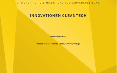 Innovationen Cleantech