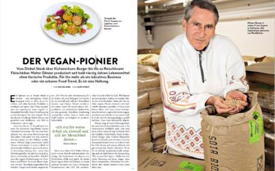 Der Vegan-Pionier